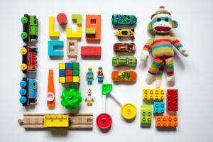 Pour se sortir du cycle (parfois infernal) des jouets!